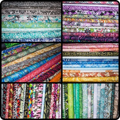 Contrast Fabrics