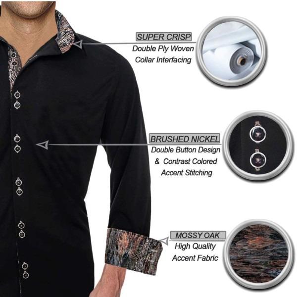 Mossy-Oak-Dress-Shirts