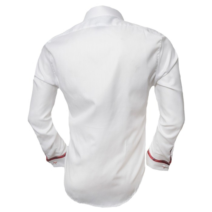 White-Christmas-Dress-Shirt
