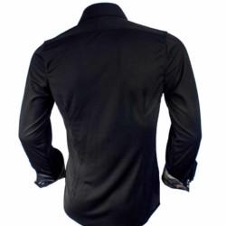 Black-and-Camo-Dress-Shirts