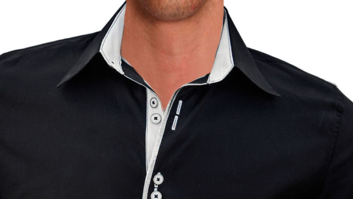 Black-and-White-Designer-Dress-Shirts