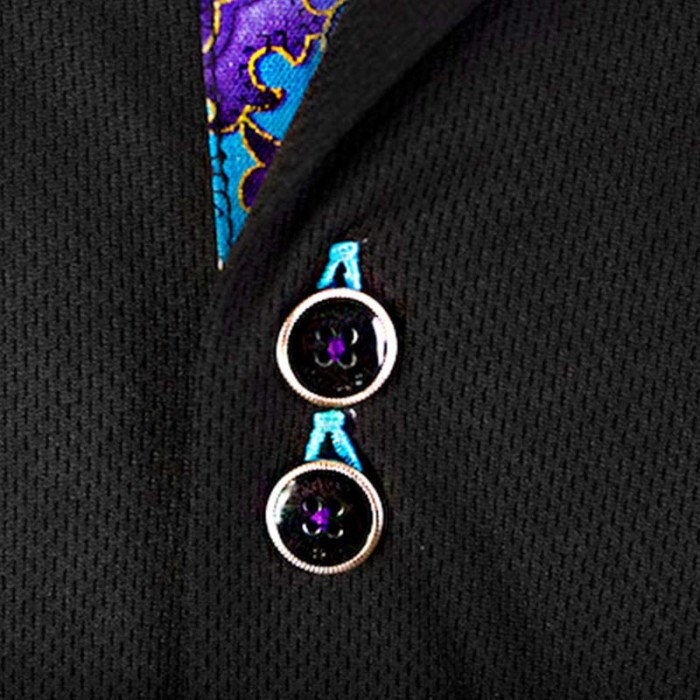 Black-with-Purple-and-Teal-Accent-Dress-Shirts