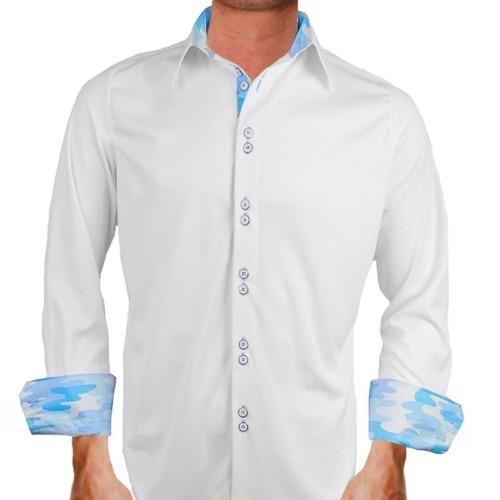 Blue-Camo-Dress-Shirt