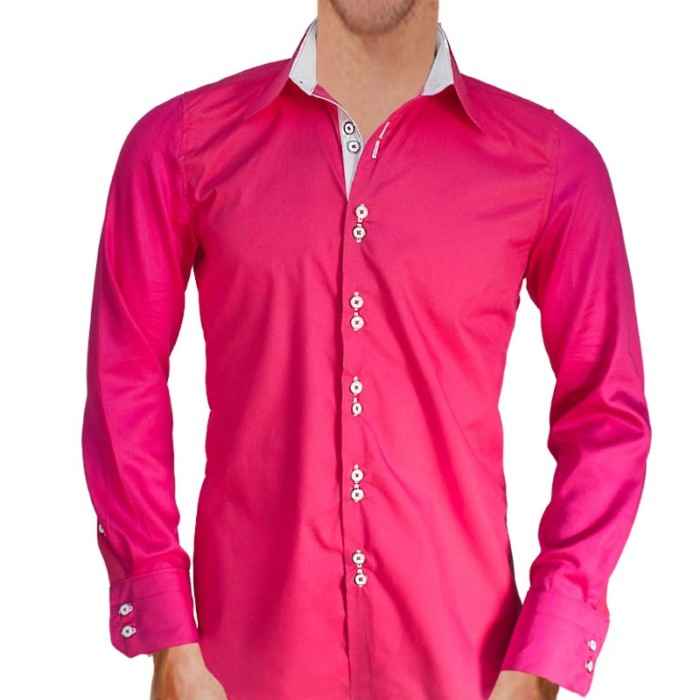 Bright-Pink-Dress-Shirts