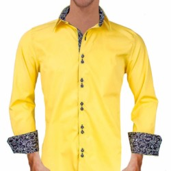 Bright-Yellow-with-Black-Contrast-Dress-Shirts-copy