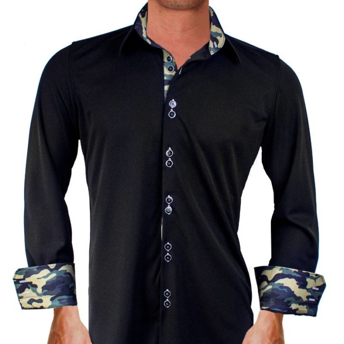 Camo-Dress-Shirts