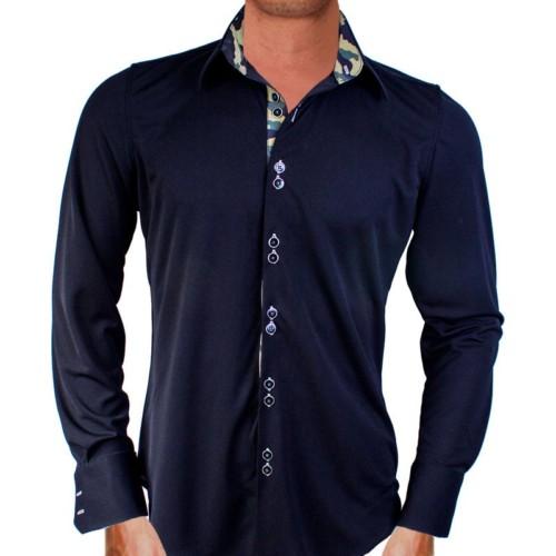 Camouflage-Dress-Shirts