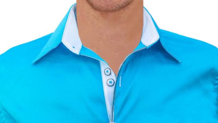 Light-Blue-Designer-Dress-Shirts