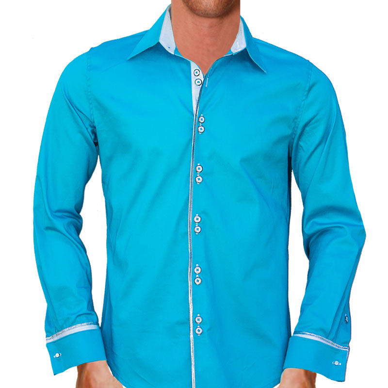 Try our Men's 40s Poplin Dress Shirt at Lands' End. Everything we sell is Guaranteed. Period.® Since