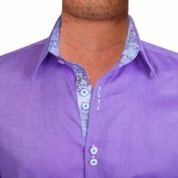 Light-Purple-and-White-Dress-Shirts