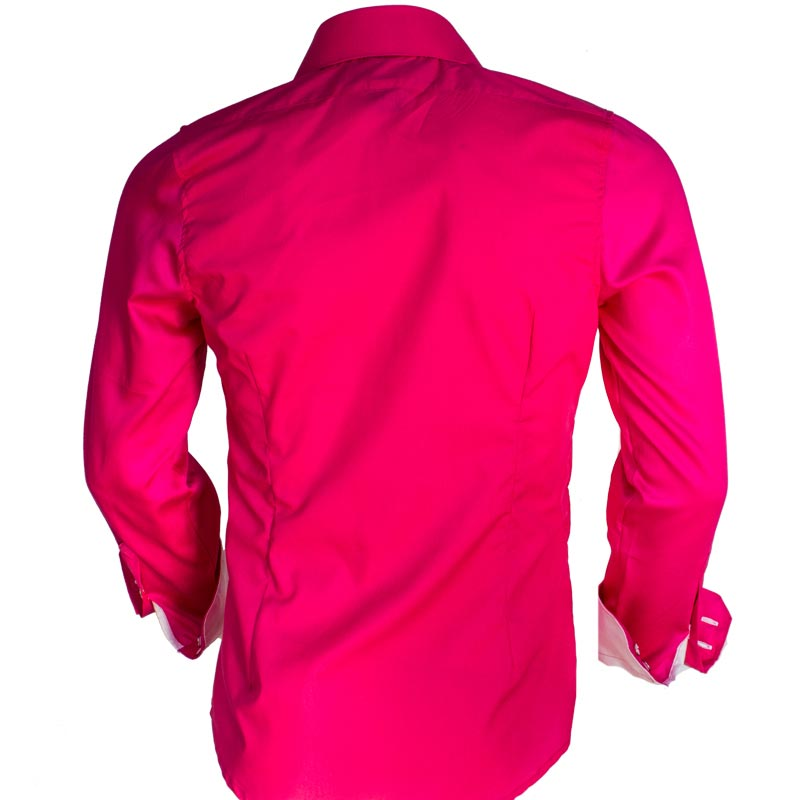 Bright Pink Dress Shirts