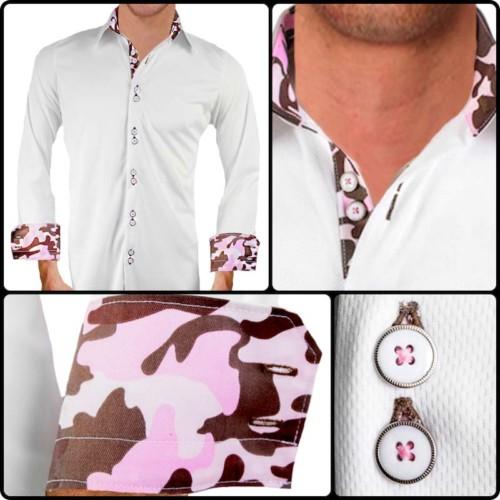 Pink-Camo-Dress-Shirt