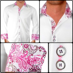 Pink-Paisley-Dress-Shirts