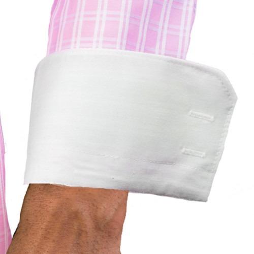 Pink-and-white-plaid-dress-shirts