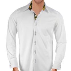 White-Camo-Dress-Shirts