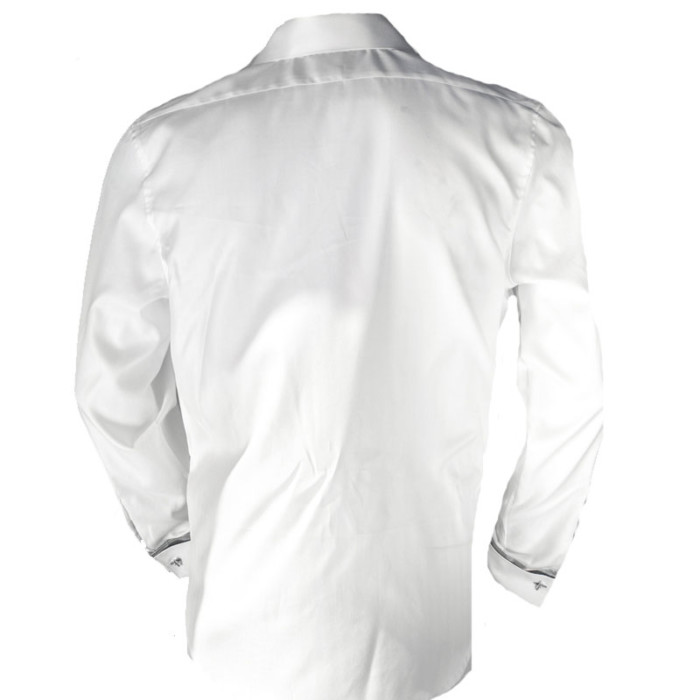 White-French-Cuff-Dress-Shirts