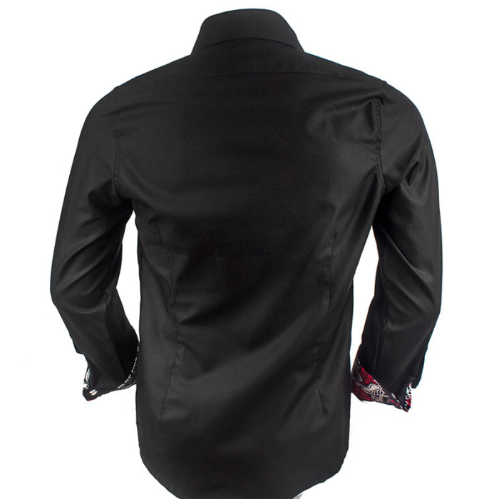 mens-black-dress-shirts