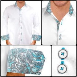 with-and-teal-dress-shirts