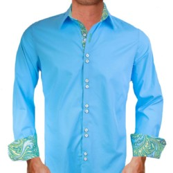Bright-Blue-Dress-Shirts