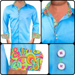 Baby-Blue-Mens-Dress-Shirts