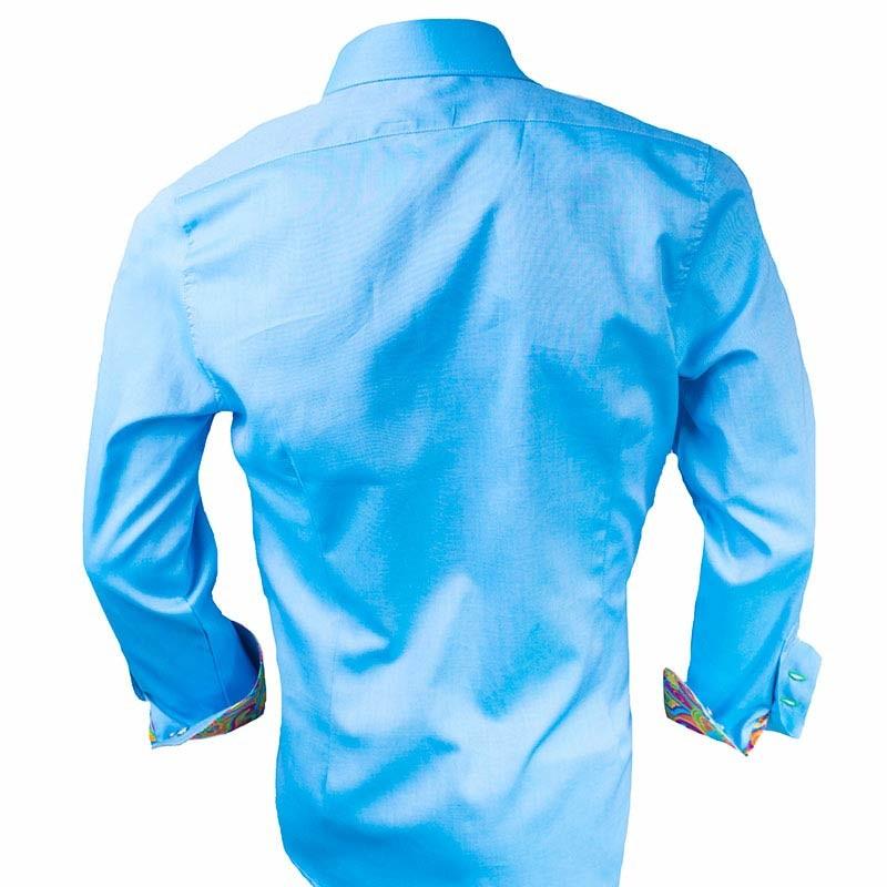 Bright-Blue-mens-dress-shirts