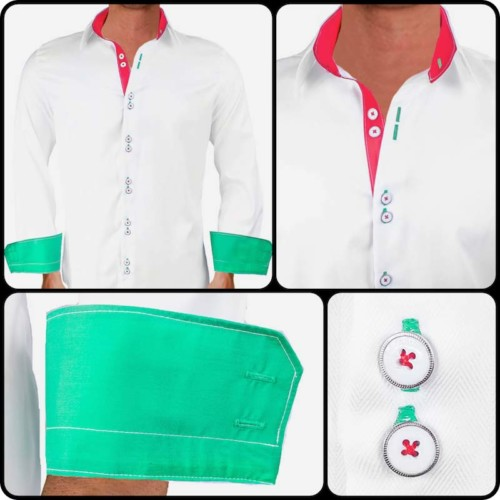 Italian-Theme-Dress-Shirts