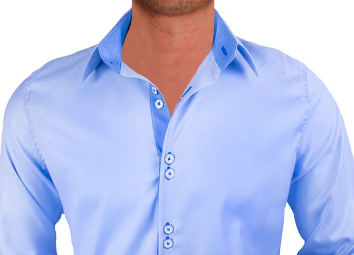 Light-Blue-French-Cuff-Dress-Shirt