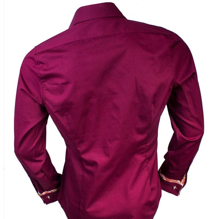 Maroon-Dress-Shirts