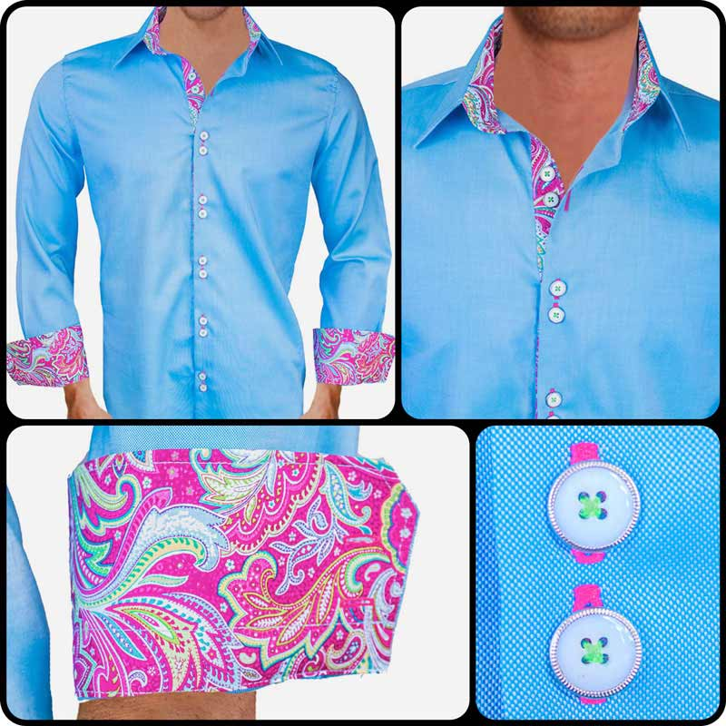 light-blue-and-pink-dress-shirts