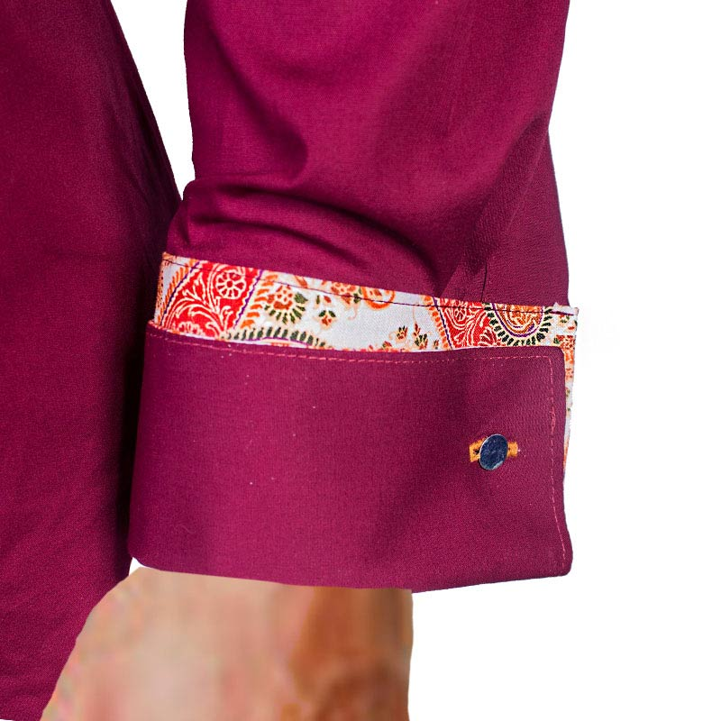maroon-with-orange-paisley-dress-shirts