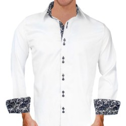 white-and-black-paisley-dress-shirts