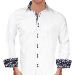 white-and-black-paisley-dress-shirts
