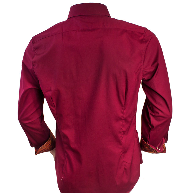 American-Made-Maroon-Dress-Shirts