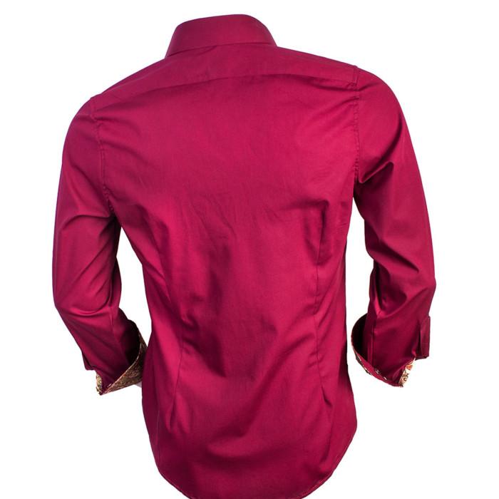 mens-maroon-dress-shirts
