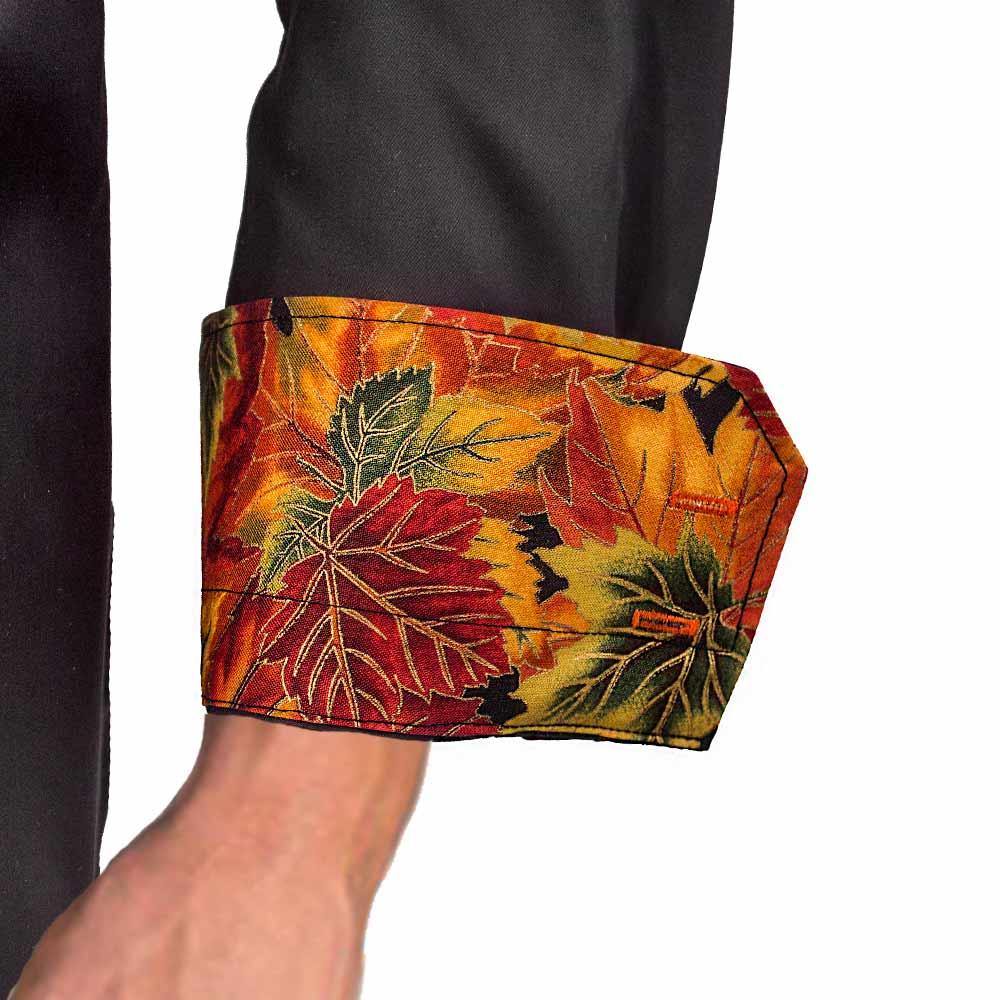 Leaves-on-Cuffs-Dress-Shirts