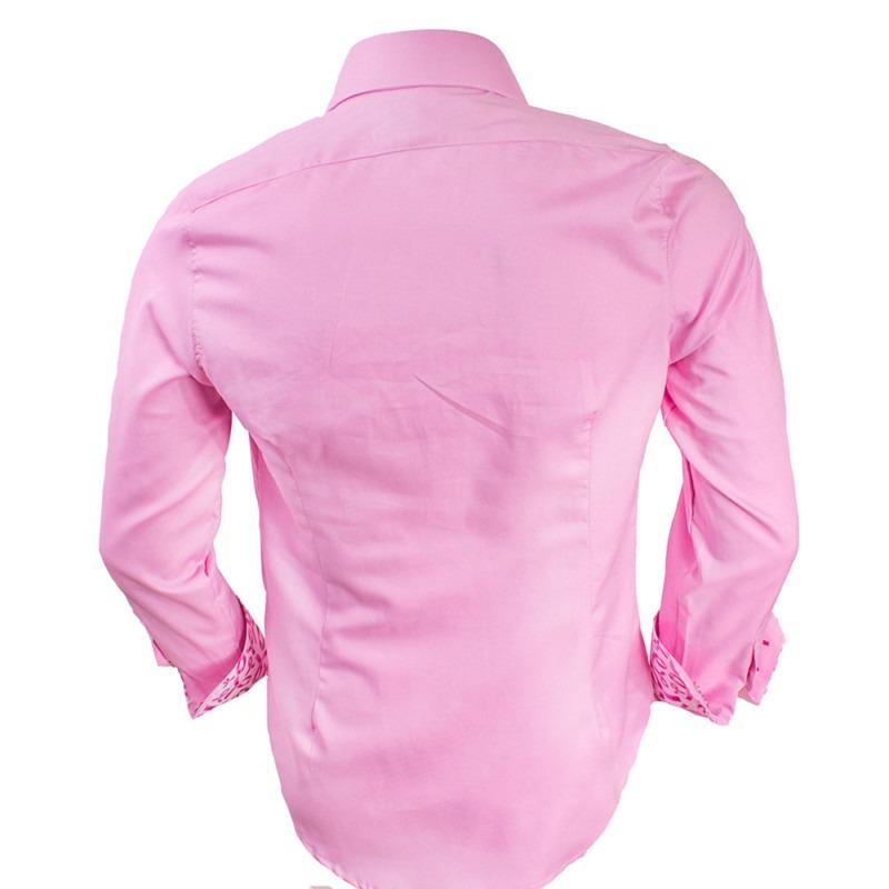 Mens-Breast-Cancer-Dress-Shirts