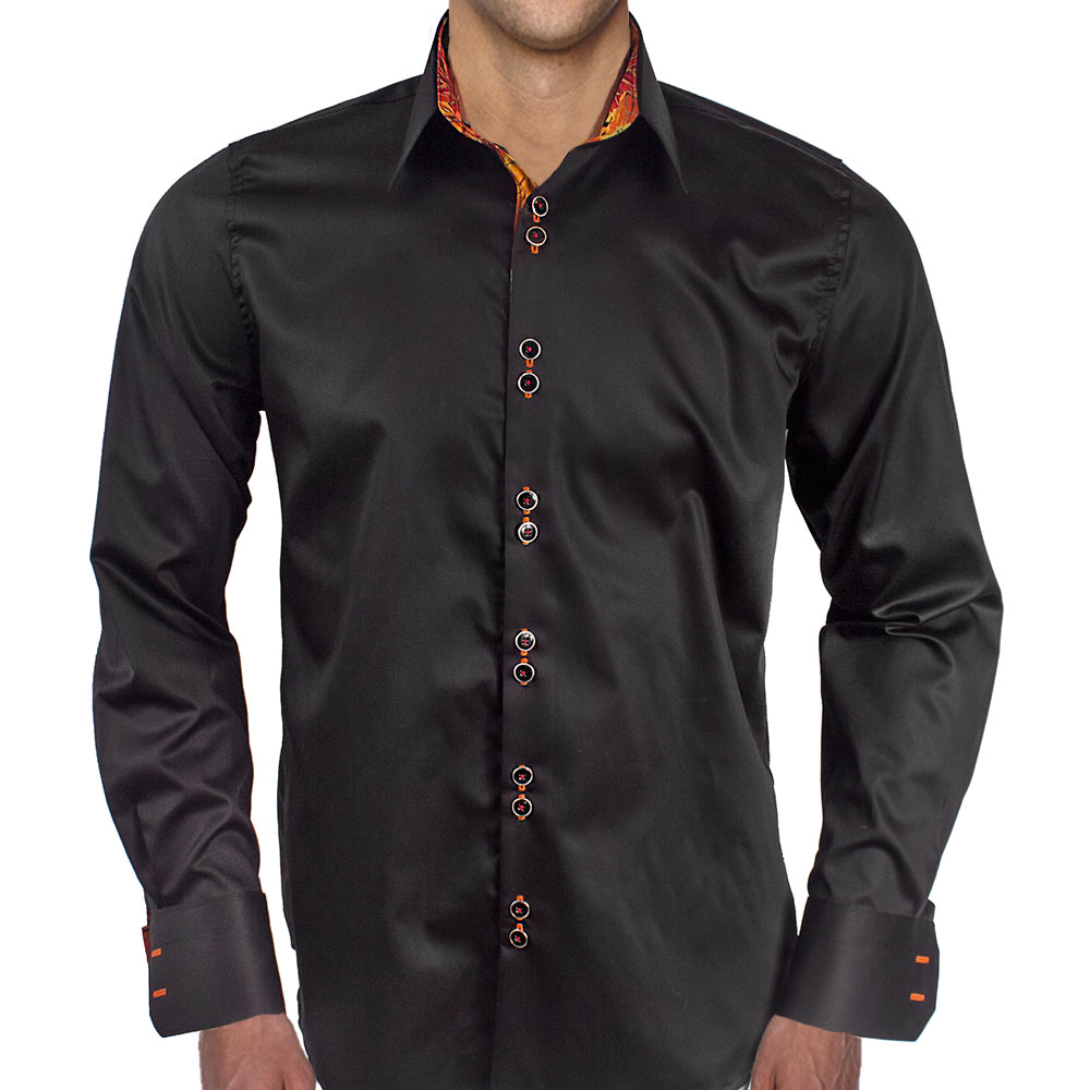 designer fall dress shirts