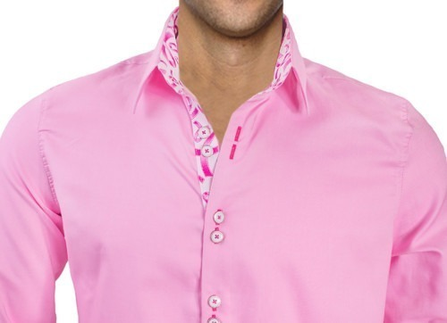 Pink-Breast-Cancer-Dress-Shirts