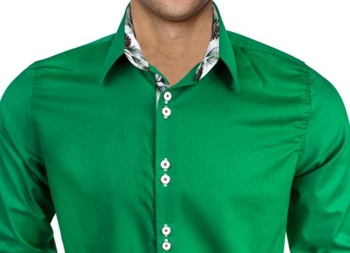 Green-Christmas-Dress-Shirts