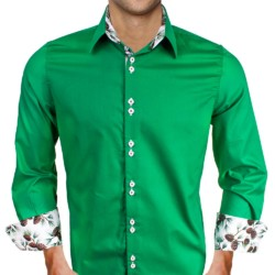Mens-Designer-Christmas-Dress-Shirts
