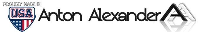 Mens Designer Dress Shirts | Anton Alexander Mobile Retina Logo