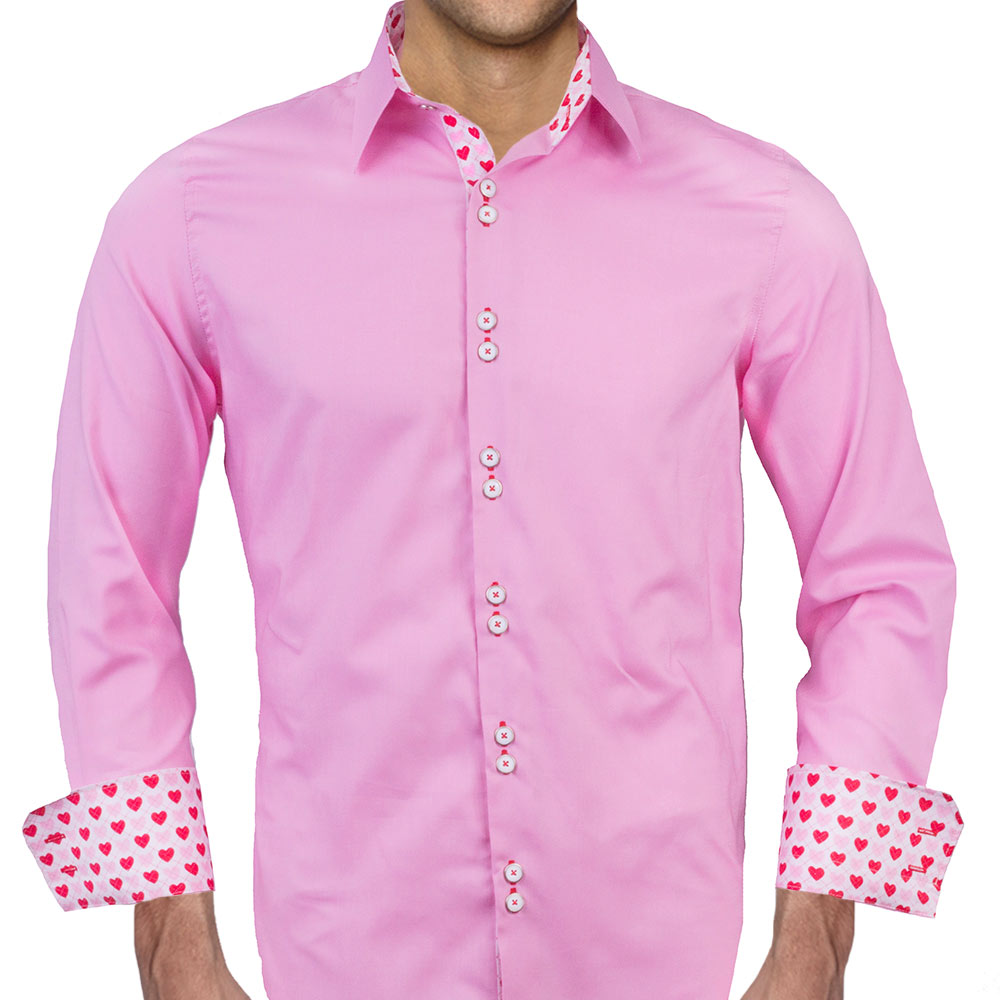 Buy Pink Men Casual Shirts online in India. Huge range of Pink Casual Shirts for Men at hitseparatingfiletransfer.tk Free Shipping* 15 days Return Cash on Delivery.
