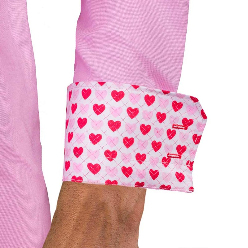 Mens-Valentines-Day-Pink-Dress-Shirt