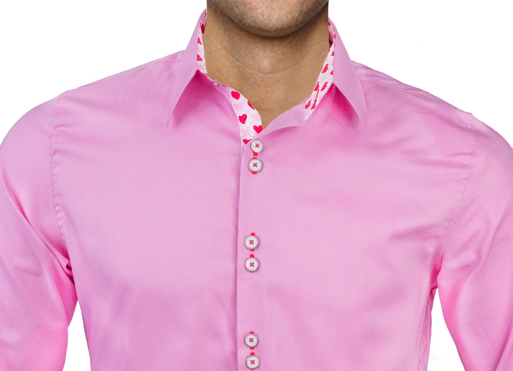 Mens Valentines Day Shirts