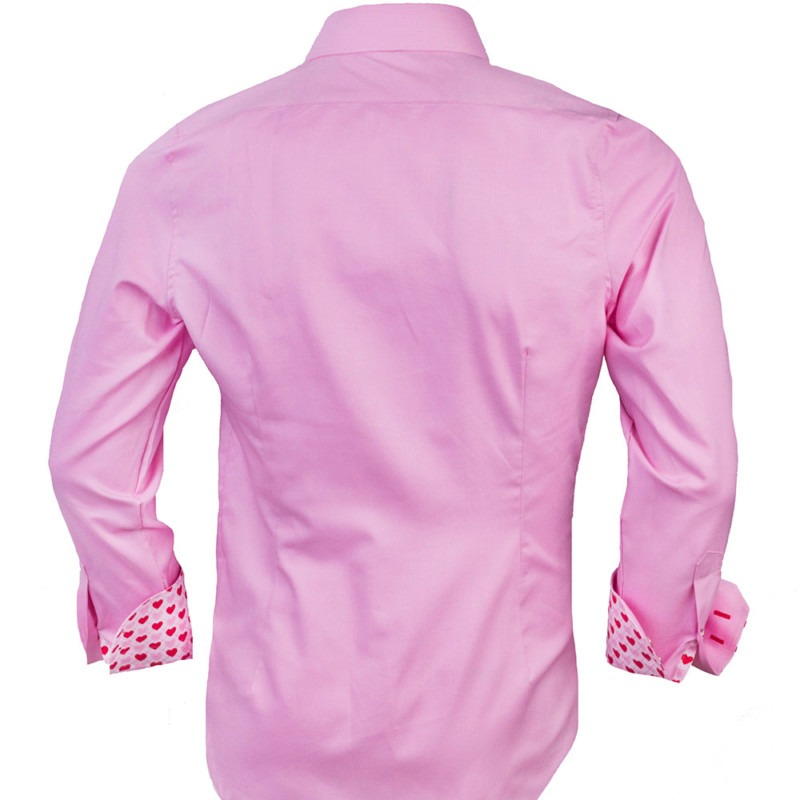 Pink-mens-valentines-day-shirts