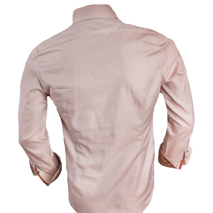 Tan-Dress-Shirts-For-Men