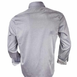 Grey-Designer-Dress-Shirts