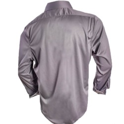 Mens-Gray-Moisure-Wicking-Shirts