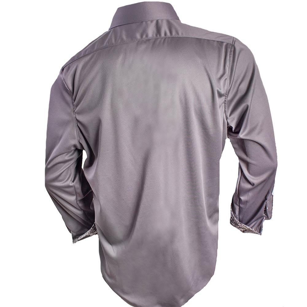 Mens-Gray-Moisure-Wicking-Shirts
