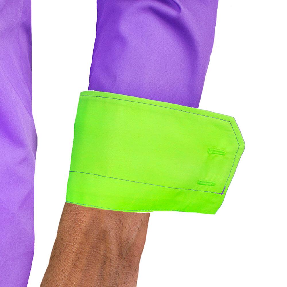 Purple-and-Neon-Green-Dress-Shirts copy 2